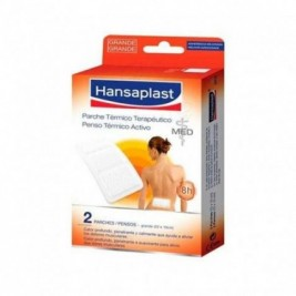 Hansaplast Mediano Parche Termico 15X10 2 Uds