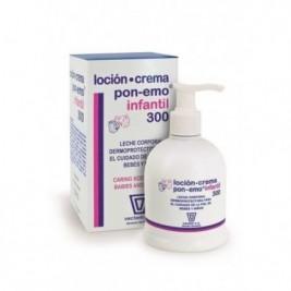 Pon-Emo Infantil Locion Aloe Vera 300 Ml