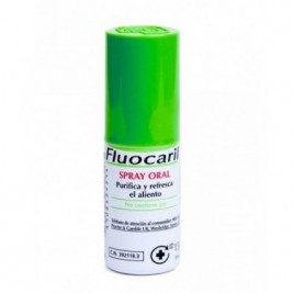 Fluocaril Spray Bucal 15 Ml