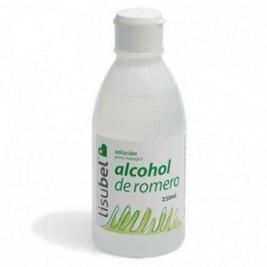 Alcohol de Romero Lisubel 250ml para masajes Comprar farmacia online Vistabella
