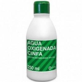 Agua Oxigenada Cinfa 250 Ml