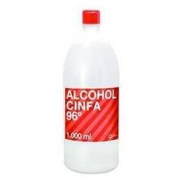 Alcohol Cinfa 1000 Ml