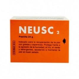 Neusc-2 Pastilla Grasa Manos Agrietadas 24g comprar en la farmacia online de Vistabella