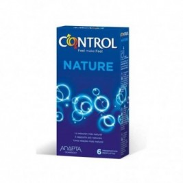 Preservativo Control Adapta Nature 6 Uds