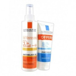 Anthelios Spf50 Spray 200 Ml + Posthelios 100 Ml
