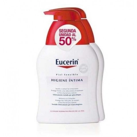 Eucerin Higiene Intima Duplo 250 Ml