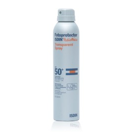 Isdin Fotoprotector Pediatrico Transparente Spray 50 + 200 Ml