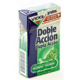 Caramelos Praims Doble accion Sin azucar caja 40 gr