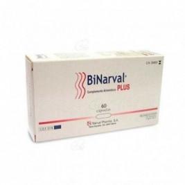 Binarval Plus 60 Capsulas
