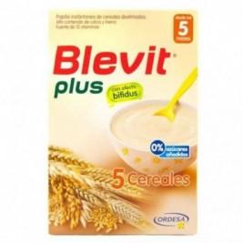 Blevit Plus 5 Cereales Bifidus 600 gr