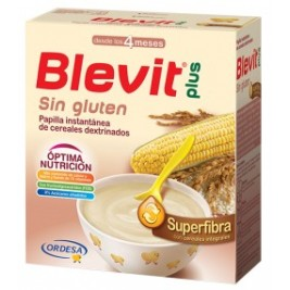 Blevit Plus Superfibra Sin gluten 300 gr
