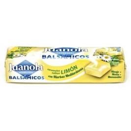 Caramelos Juanola Limon Vit C 30 gr