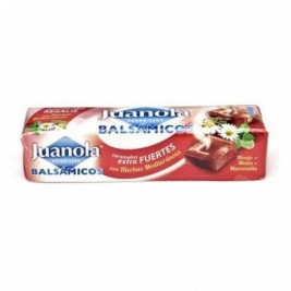 Caramelos Juanola Regaliz Vit C 30 gr