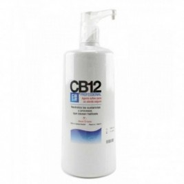 Cb12 Enjuague Bucal Halitosis 1000 ml
