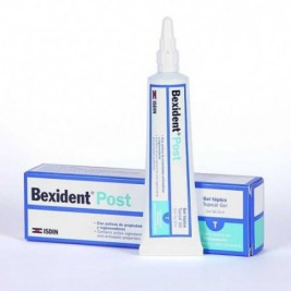 Bexident Post Gel Topico 25 ml