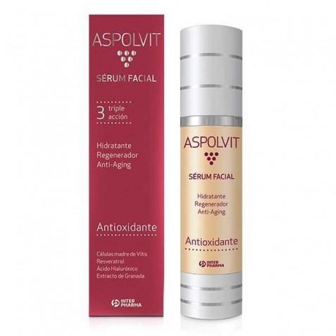 Aspolvit Serum Facial Antioxidante 50 ml