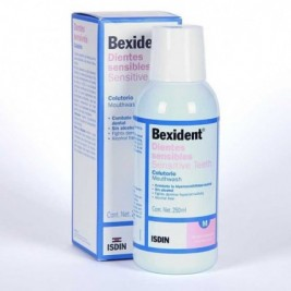 Bexident Colutorio Dientes Sensibles 250 ml
