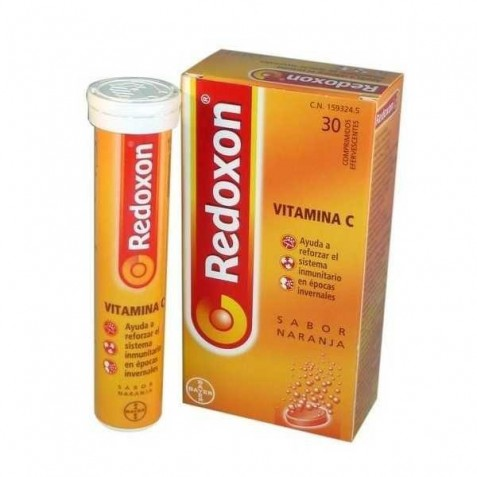 Redoxon Vit.c Naranja 15 Comp Efervescente