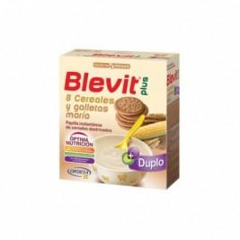 Blemil Plus Duplo 8 cereales con Galleta Maria 600 gr + 150 gr