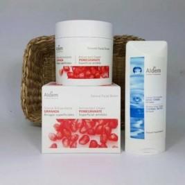 Aldem Crema Antioxidante De Granada + Regalo crema hidratante Agua termal
