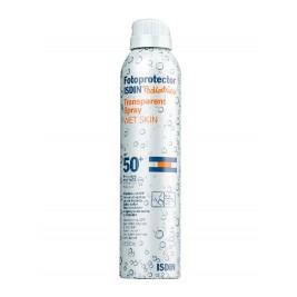 Isdin Fotoprotector Transparente Spray Wet Skin 50 +200 Ml