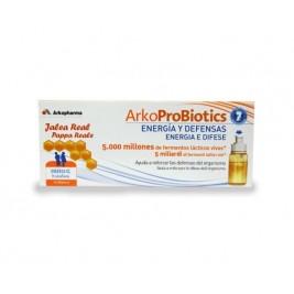 Arkoprobiotics Energia Y Defensas Jalea Real Infantil 7 Unidosis