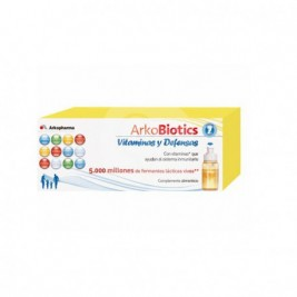 Arkoprobiotics Vitaminas Y Defensas Infantil 7 Unidosis
