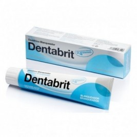 Dentabrit Pasta Dental Blanqueadora 125 ml