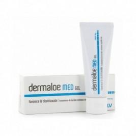 Dermaloe Med Gel 40 gr Comprar en la farmacia online de Vistabella