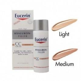Eucerin Hyaluron-Filler CC Cream Medio 50 ml