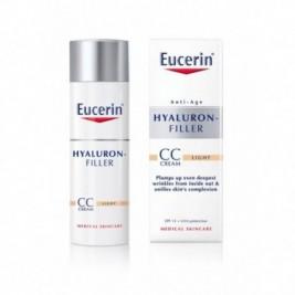 Eucerin Hyaluron-Filler CC Cream Claro 50 ml