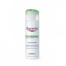 Eucerin Dermo-Purifyer Gel Limpiador 400 ml
