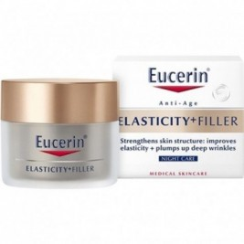 Eucerin Elasticity-Filler crema noche 50 ml