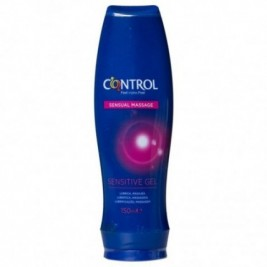 Control Sensitive Massage Gel 150 ml