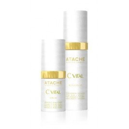 Atache Cvital Night Fluid + Serum