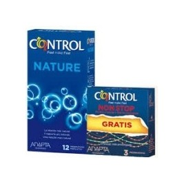 Control Nature 12U+Non Stop 3Uds Gratis