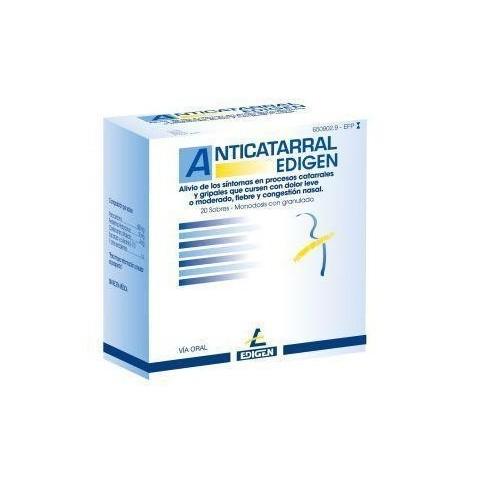 Anticatarral Edigen 20 Sobres comprar farmacia online