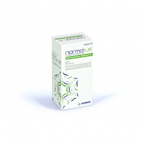 Normotus 10 Mg/5 Ml Solucion Oral 200 Ml comprar farmacia online