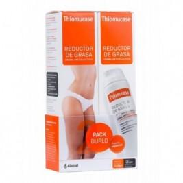 Thiomucase Pack Duplo Crema Anticelulitica 200 Ml + 200 ml