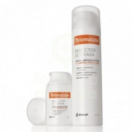 Thiomucase - Kit Reductor De Grasa (200Ml + 50Ml)
