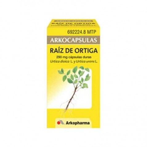 Arkocaps Raíz De Ortiga 50 Cápsulas