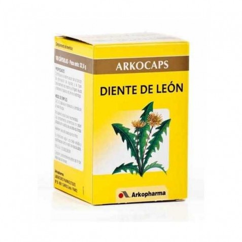 Arkocapsulas Diente De Leon 100 Caps
