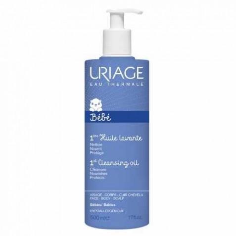 Uriage 1er Aceite Limpiador 500ml