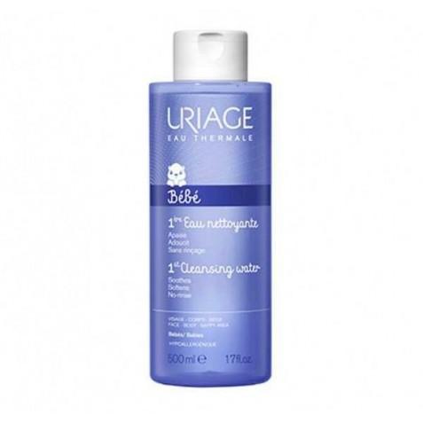 Uriage 1er Agua Limpiadora 500ml
