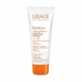 Uriage Bariesun Crema Mineral SPF50+ 50ml