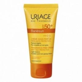 Uriage Bariesun Crema Sin Perfume SPF50+ 50ml