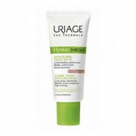 Uriage Hyseac 3-Regul Con Color SPF50 40ml