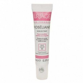 Uriage Roseliane Crema Con Color Pieles Claras 15ml