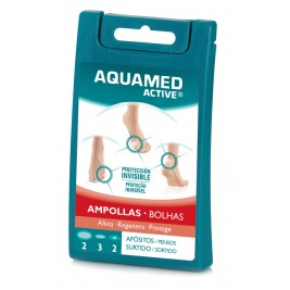 AQUAMED AMPOLLAS SURTIDO 7U