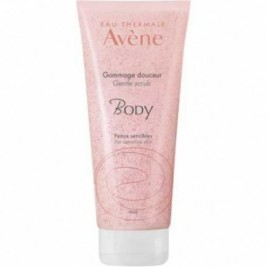 Avene Exfoliante Suavidad Body 200 Ml.